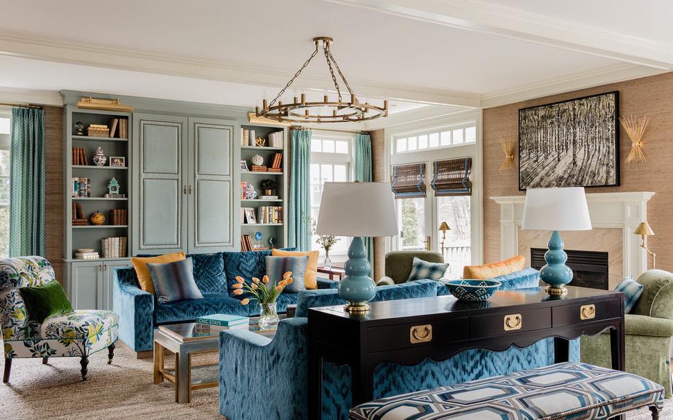 Việc trang trí phòng khách thành công một nửa khi bạn chọn đúng bộ ghế sofa