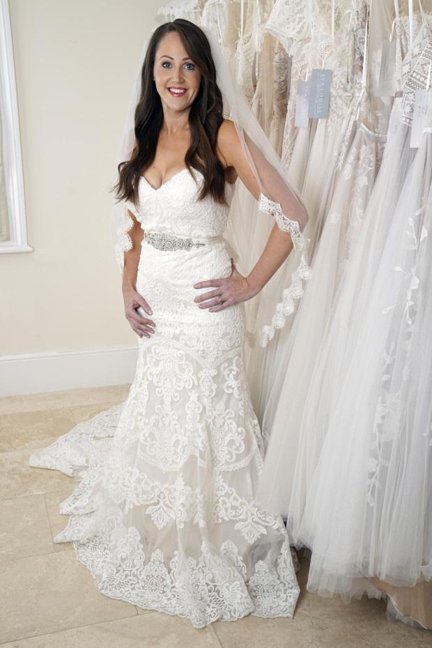 Cô gái  hoãn đám cưới tận 18 năm để tập trung giảm cân, lấy lại vóc dáng thon gọn để tự tin mặc váy cưới - Ảnh 5.