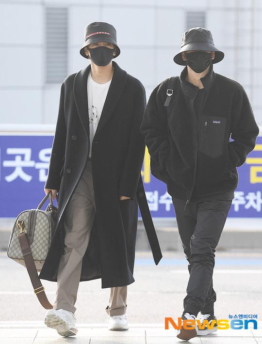Dàn sao khủng xuất hiện ở sân bay Incheon, Hàn Quốc chuẩn bị đổ bộ Việt Nam tham dự AAA 2019: Yoona buồn nhưng vẫn xinh đẹp, không khí nặng nề tràn ngập - Ảnh 12.