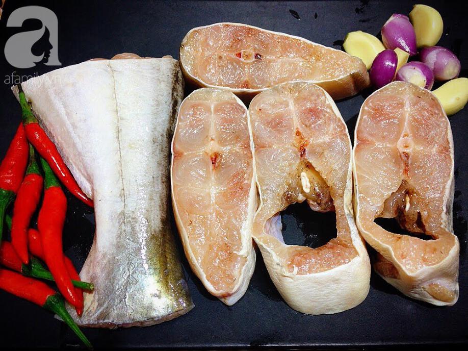 Món cá hú kho tiêu - Ảnh 2.