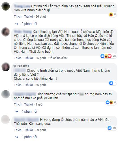 Lễ trao giải AAA 2019: Fan Việt bức xúc vì không có phiên dịch, fan quốc tế kêu gào kém chất lượng - Ảnh 2.