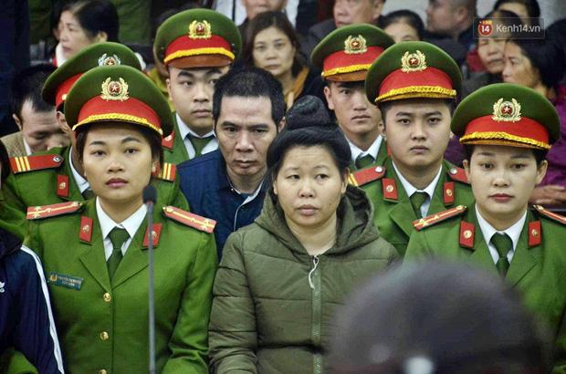 Xét xử vụ mẹ nữ sinh giao gà ở Điện Biên và đồng phạm: Bà Hiền khẳng định không quen biết Bùi Văn Công, liên tục kêu oan - Ảnh 1.