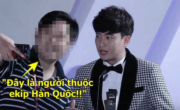 Ồn ào xung quanh lễ trao giải đình đám AAA 2019 tiếp tục trở thành tâm điểm chú ý khi netizen tìm được facebook của người đàn ông có hành vi phản cảm với Quốc Trường - Ảnh 2.