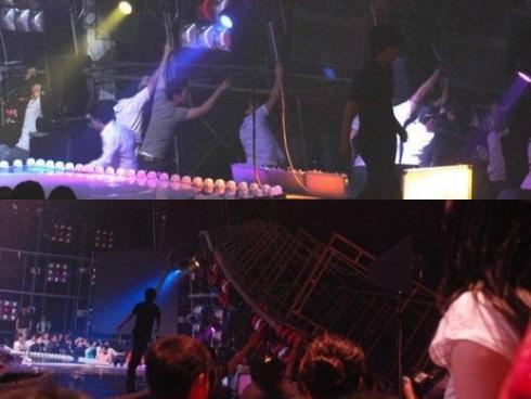 Những nghề nghiệp của giới nghệ sĩ: Cao Dĩ Tường đột tử, Selina (S.H.E) cháy phỏng mặt, Onew (SHINee) suýt mất mạng - Ảnh 14.