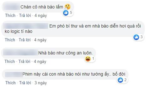 """Thanh Hương phản pháo sau khi bị chê vai nhà báo trong phim """"Sinh tử"""" diễn chán, giọng nói lấc cấc - Ảnh 4."""