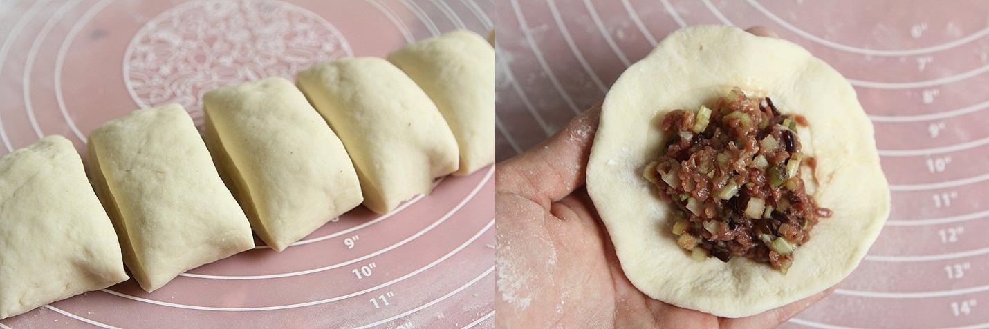 Làm bánh bao mà dễ thế này thì ai cũng làm được chẳng cần đi mua! - Ảnh 4.