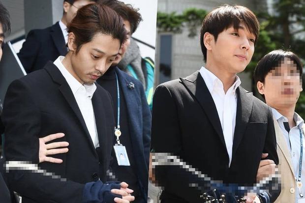 Vụ bê bối hiếp dâm tập thể gây chấn động giới giải trí Hàn Quốc chính thức khép lại: Jung Joon Young và Choi Jong Hoon lãnh án 5 - 6 năm tù giam - Ảnh 3.