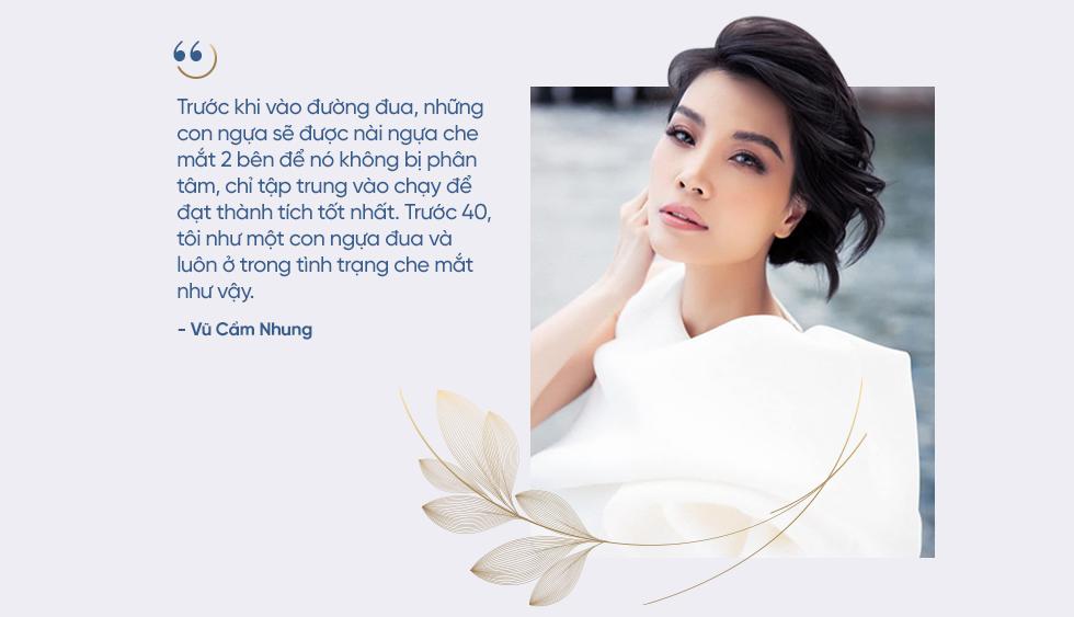 """Siêu mẫu đầu tiên của Việt Nam Vũ Cẩm Nhung: Người đàn bà thép trải qua 20 lần thụ tinh ống nghiệm để tìm con, hồi sinh sau trầm cảm để thành một """"tôi"""" tốt hơn - Ảnh 3."""