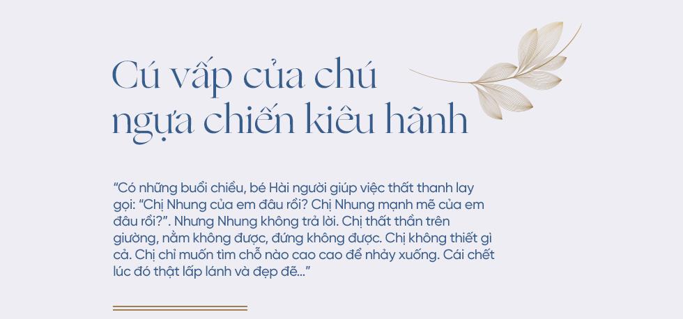 """Siêu mẫu đầu tiên của Việt Nam Vũ Cẩm Nhung: Người đàn bà thép trải qua 20 lần thụ tinh ống nghiệm để tìm con, hồi sinh sau trầm cảm để thành một """"tôi"""" tốt hơn - Ảnh 6."""