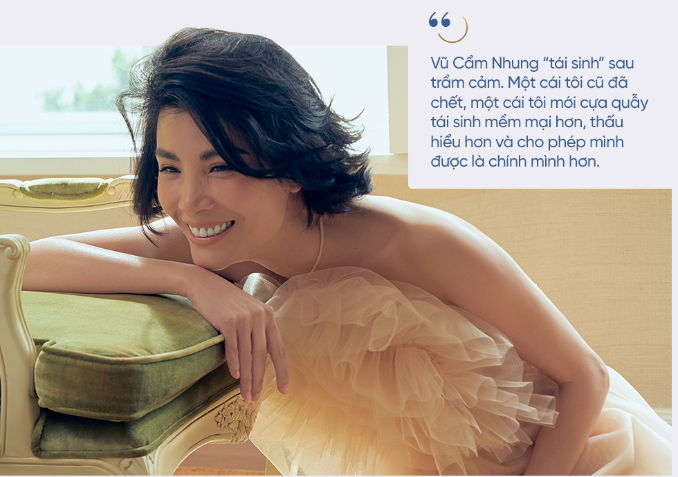 """Siêu mẫu đầu tiên của Việt Nam Vũ Cẩm Nhung: Người đàn bà thép trải qua 20 lần thụ tinh ống nghiệm để tìm con, hồi sinh sau trầm cảm để thành một """"tôi"""" tốt hơn - Ảnh 10."""