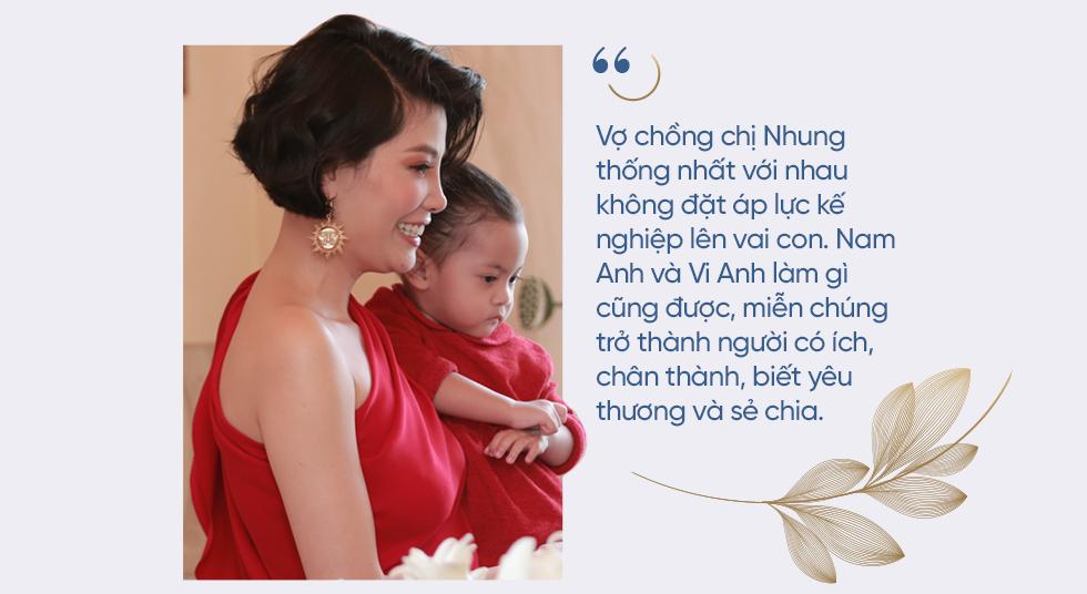 """Siêu mẫu đầu tiên của Việt Nam Vũ Cẩm Nhung: Người đàn bà thép trải qua 20 lần thụ tinh ống nghiệm để tìm con, hồi sinh sau trầm cảm để thành một """"tôi"""" tốt hơn - Ảnh 16."""