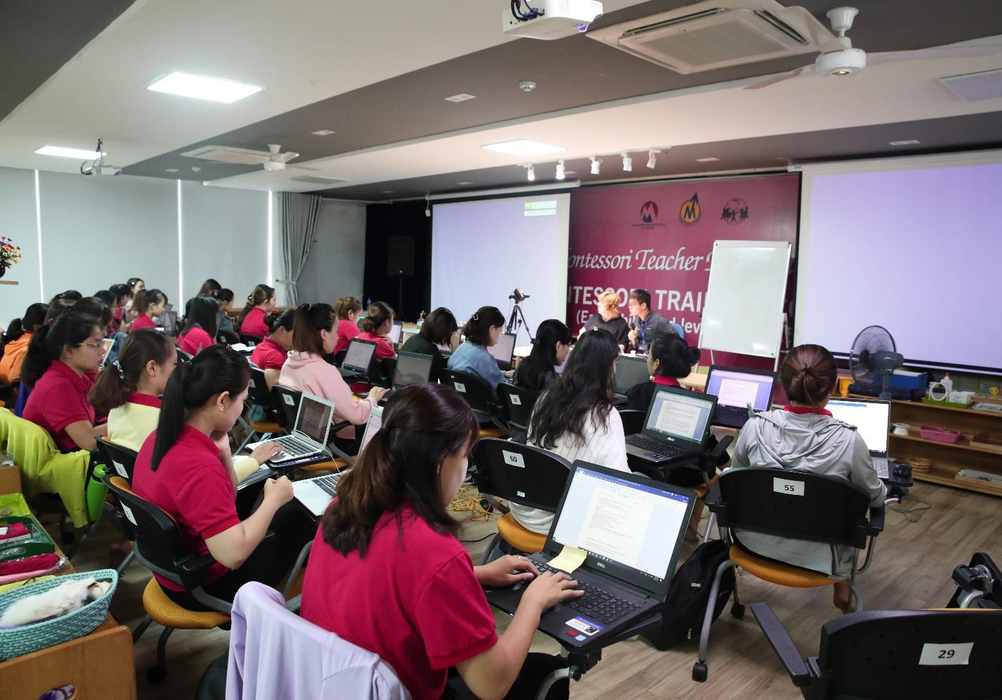 Khám phá trường mầm non tiên phong phương pháp Montessori tại Việt Nam - Ảnh 2.