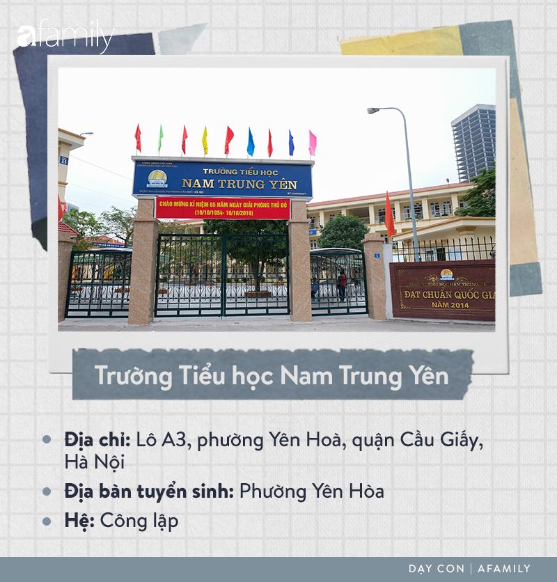 Danh sách các trường tiểu học tại quận Cầu Giấy: Chiếm gần một nửa là hệ ngoài công lập, ghi dấu ấn với trường Nguyễn Siêu - Ảnh 2.
