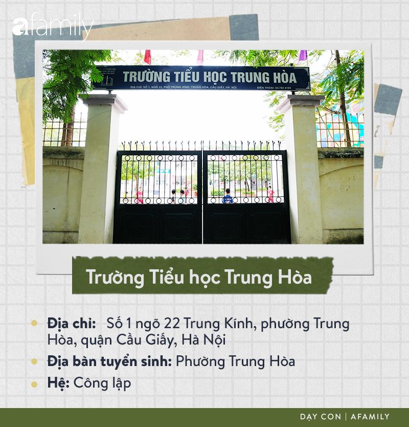 Danh sách các trường tiểu học tại quận Cầu Giấy: Chiếm gần một nửa là hệ ngoài công lập, ghi dấu ấn với trường Nguyễn Siêu - Ảnh 10.