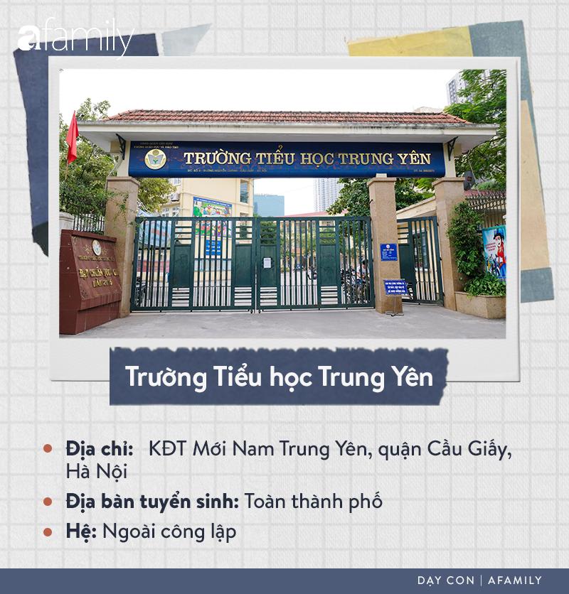 Danh sách các trường tiểu học tại quận Cầu Giấy: Chiếm gần một nửa là hệ ngoài công lập, ghi dấu ấn với trường Nguyễn Siêu - Ảnh 13.