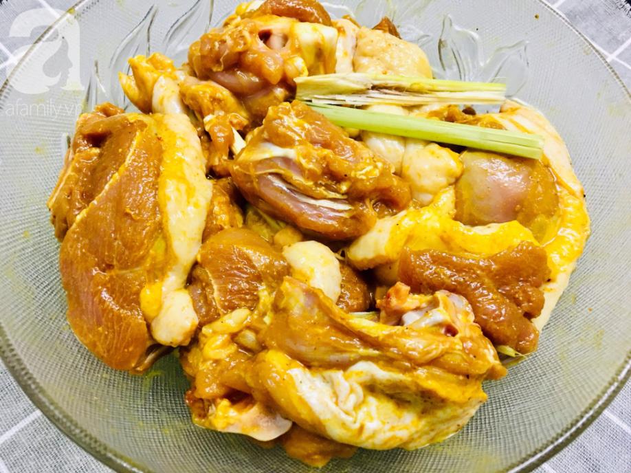 Cuối tuần đổi món với cà ri vịt mềm ngon thơm phức - Ảnh 2.