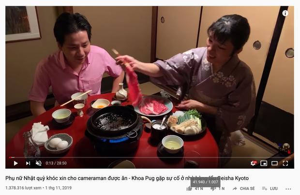 Khoa pug bị tố không tôn trọng phụ nữ, lấy phụ nữ ra làm yếu tố giật title câu view trong vlog mới - Ảnh 2.