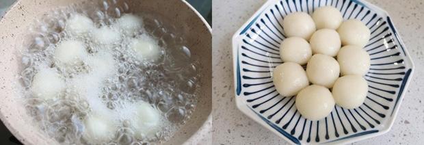 Trời lạnh làm ngay bánh nếp thơm mùi gừng, cả nhà ăn ai cũng xuýt xoa - Ảnh 2.