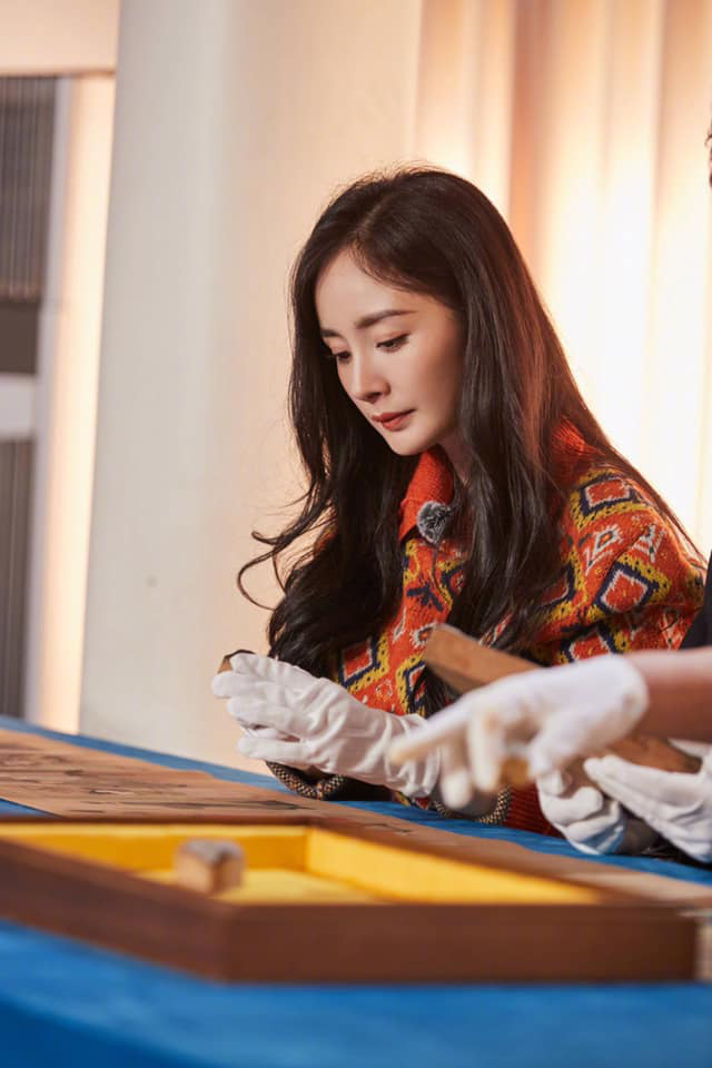 """Sau thời gian """"lên xuống thất thường"""", Dương Mịch tái xuất với nhan sắc khiến dân tình phải thốt lên: """"Như gái 20 tuổi!"""" - Ảnh 8."""
