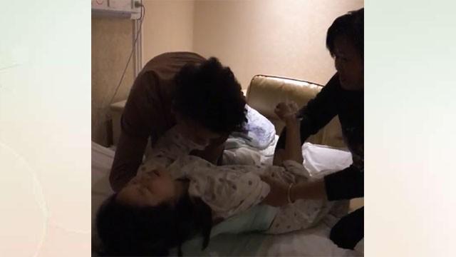 Hình ảnh đau đớn của sản phụ sau 3 ngày sinh mổ khiến dân mạng xót xa - Ảnh 3.