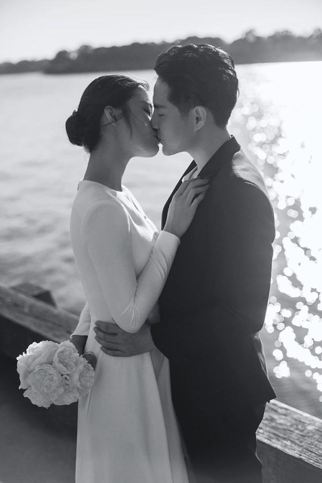 HOT: Sau bao lâu chờ đợi, Đông Nhi đã chính thức tung trọn bộ ảnh cưới tại Sydney và còn tiết lộ thông tin bất ngờ  - Ảnh 4.