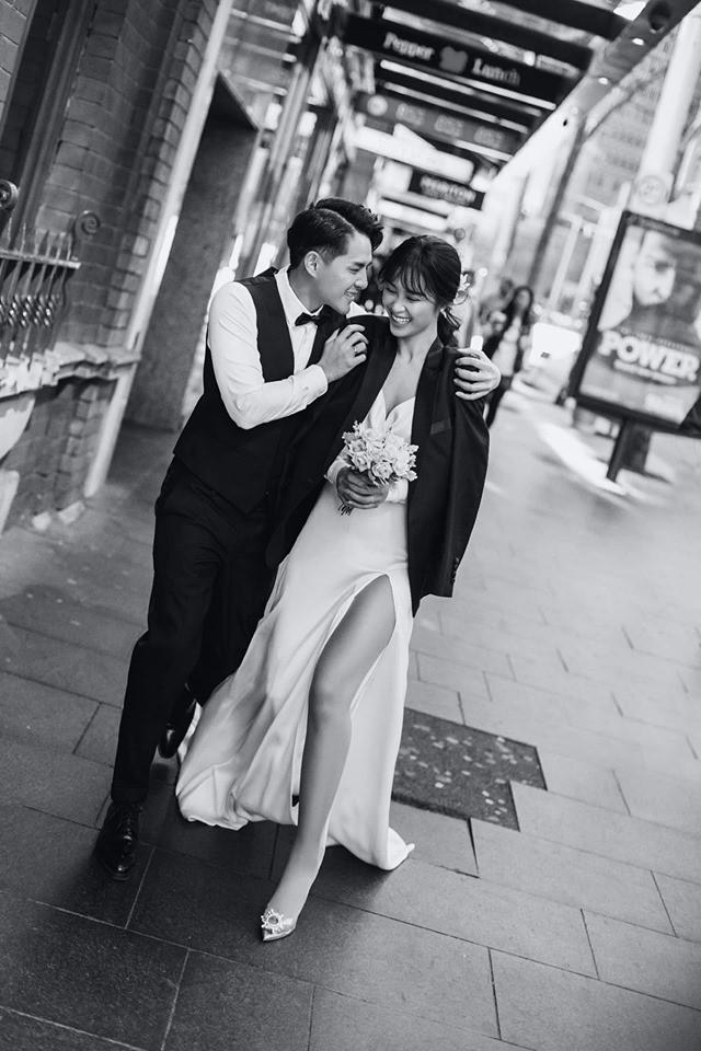 HOT: Sau bao lâu chờ đợi, Đông Nhi đã chính thức tung trọn bộ ảnh cưới tại Sydney và còn tiết lộ thông tin bất ngờ  - Ảnh 8.