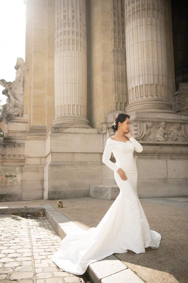 Nữ BTV thời sự trẻ nhất VTV bất ngờ thông báo lấy chồng, nhìn ảnh cô mặc váy cưới mà ai cũng xao xuyến - Ảnh 5.