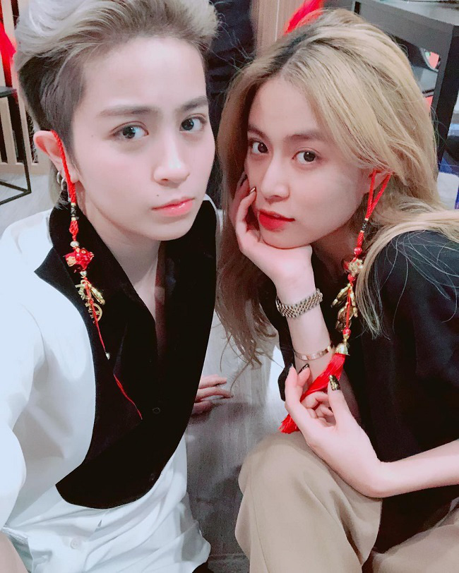 """Soi mức độ đẹp đôi và cách thể hiện tình cảm của hai cặp """"bách hợp"""" đang được ủng hộ nhất showbiz Việt - Ảnh 5."""