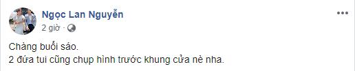 Sau màn cãi cọ với dân mạng về chuyện Thanh Bình, Ngọc Lan cùng con trai có động thái cực đáng yêu ở Hàn Quốc - Ảnh 2.