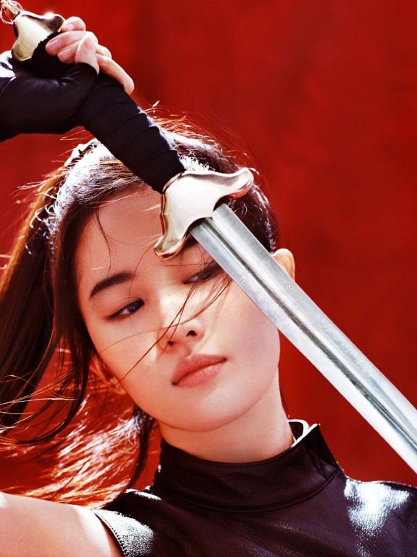 """Âm thầm không nói, """"Mộc Lan"""" Lưu Diệc Phi bất ngờ làm được điều mà rất nhiều ngôi sao trẻ Trung Quốc khao khát khi chạm ngưỡng Hollywood - Ảnh 1."""
