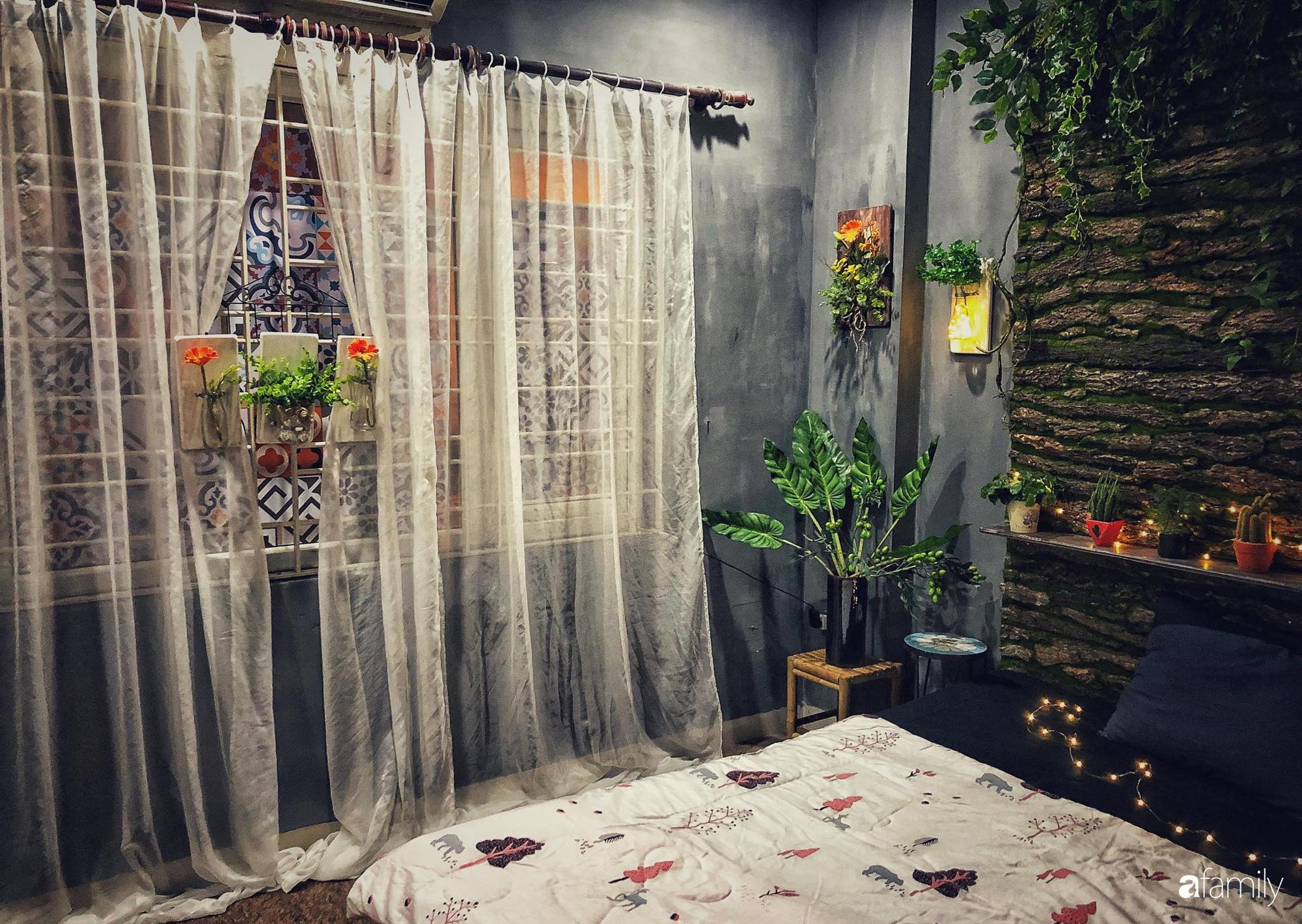 Bà mẹ trẻ Hà Nội biến phòng trọ 22m² thành homestay đẹp hút mắt cho riêng mình với chi phí cải tạo chỉ 5 triệu đồng - Ảnh 10.