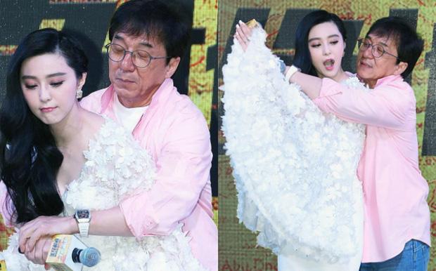 Cuộc sống trụy lạc của Thành Long: Ngoại tình, bỏ rơi con cái, ngủ với hàng tá gái mại dâm công khai sàm sỡ cả Châu Tấn, Kim Hee Sun   - Ảnh 2.