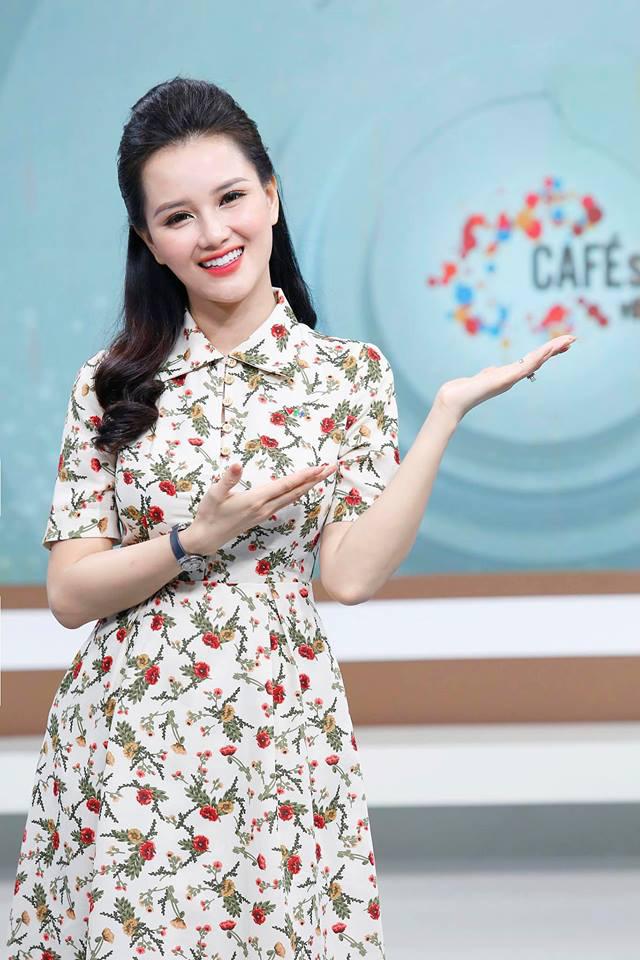 3 bà mẹ đơn thân xinh đẹp ở VTV: Người kinh doanh dùng hàng hiệu như ngôi sao, kẻ tự tay tậu nhà hàng tỉ đồng - Ảnh 1.