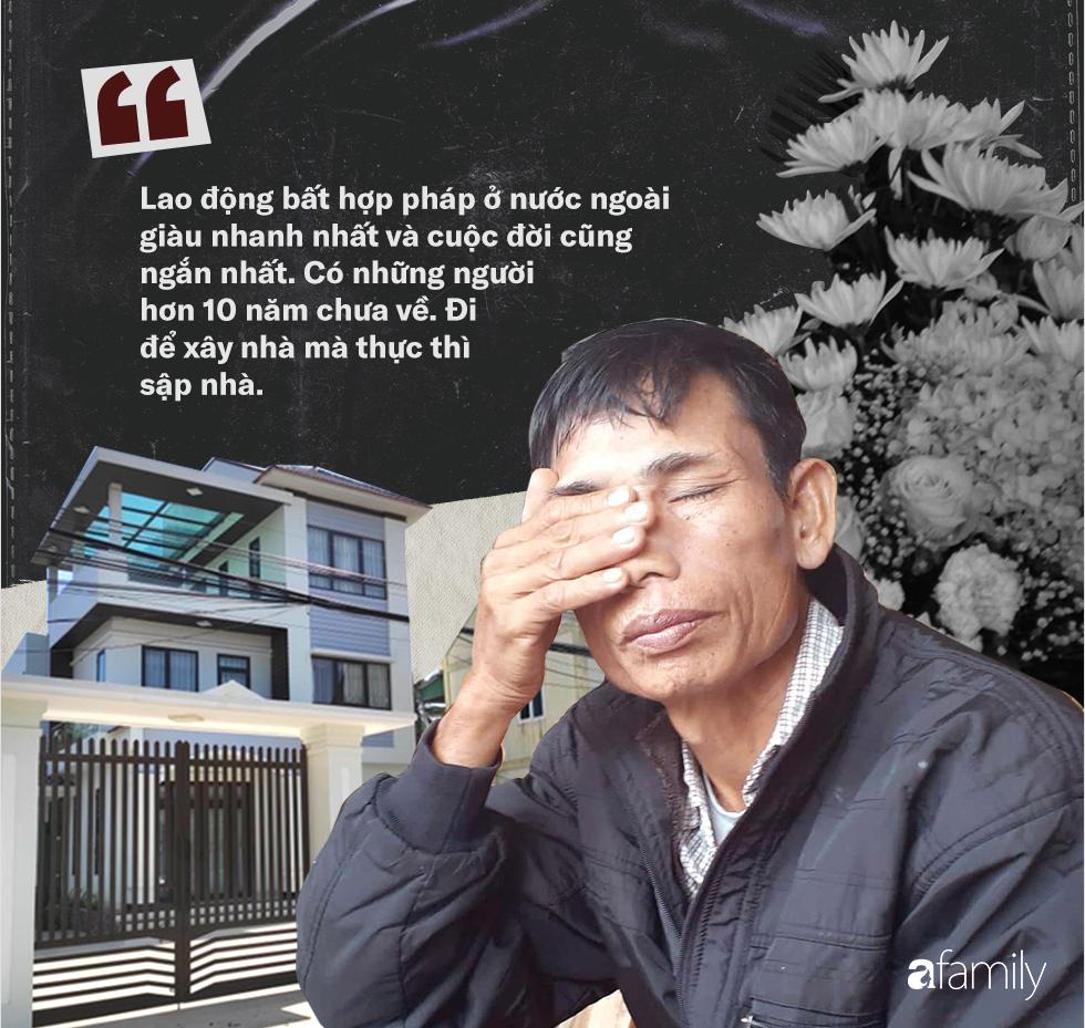 Xuất khẩu lao động: Những ngôi nhà báo hiếu xây từ mồ hôi, máu hay những giấc mơ đổi đời phải trả bằng cái giá quá đắt - Ảnh 11.