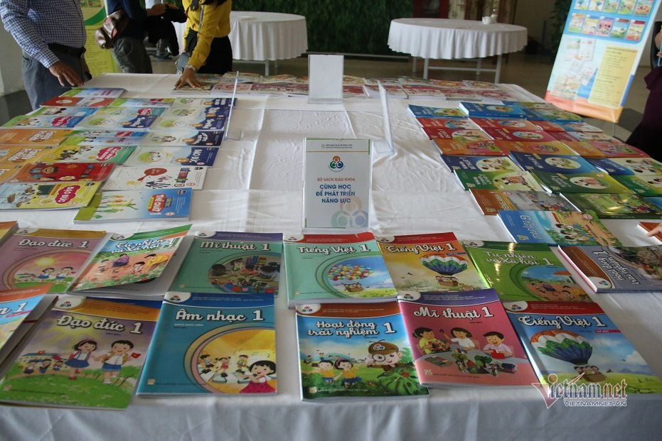 Ra mắt 4 bộ sách giáo khoa lớp 1 biên soạn theo chương trình mới - Ảnh 11.