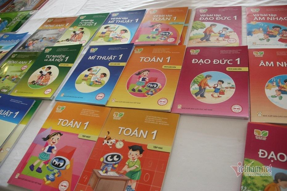 Ra mắt 4 bộ sách giáo khoa lớp 1 biên soạn theo chương trình mới - Ảnh 15.