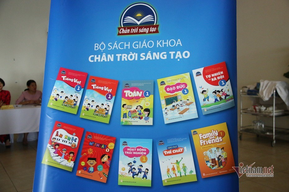 Ra mắt 4 bộ sách giáo khoa lớp 1 biên soạn theo chương trình mới - Ảnh 6.