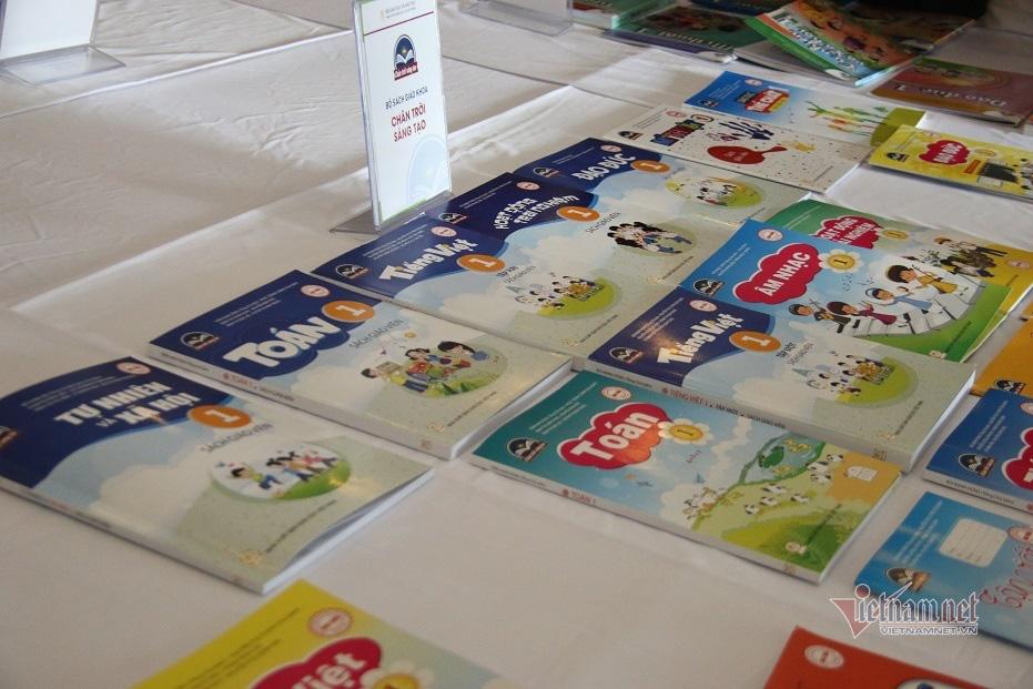 Ra mắt 4 bộ sách giáo khoa lớp 1 biên soạn theo chương trình mới - Ảnh 8.