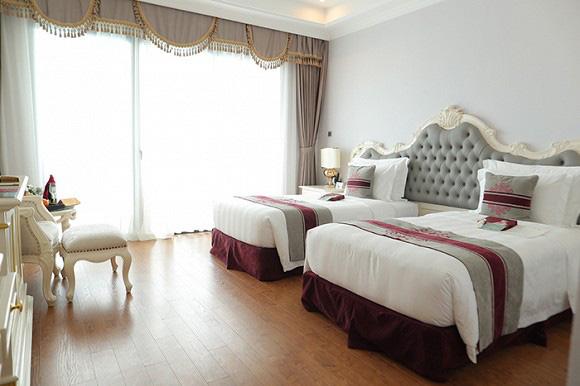 Lộ diện những căn phòng đẳng cấp mà Đông Nhi cùng Ông Cao Thắng dùng hơn 10 tỷ đồng để chuẩn bị cho khách mời tới dự đám cưới - ảnh 2