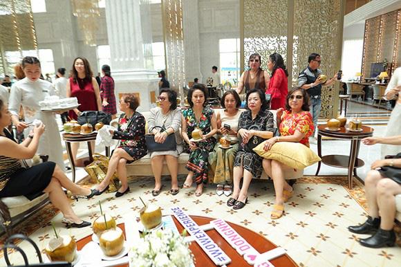 Lộ diện những căn phòng đẳng cấp mà Đông Nhi cùng Ông Cao Thắng dùng hơn 10 tỷ đồng để chuẩn bị cho khách mời tới dự đám cưới - ảnh 7