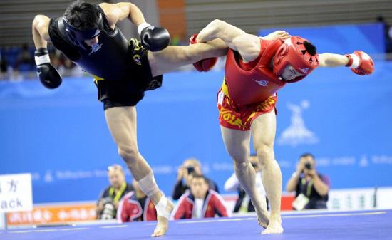 """Wushu: Môn võ thuật """"đẹp và độc"""" từ Trung Quốc  - Ảnh 4."""