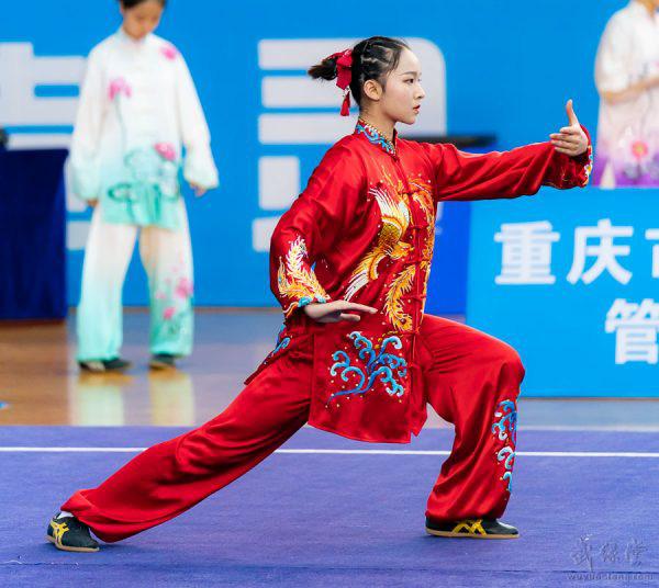 """Wushu: Môn võ thuật """"đẹp và độc"""" từ Trung Quốc  - Ảnh 3."""