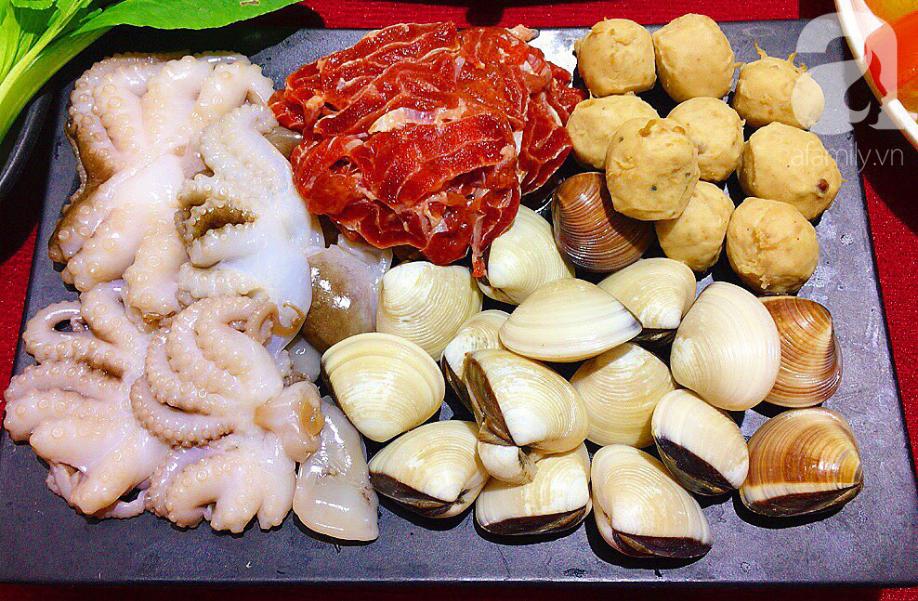Món ngon cuối tuần: Lẩu kim chi - Ảnh 3.