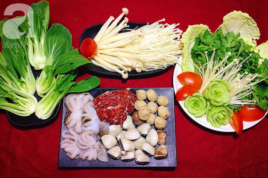 Món ngon cuối tuần: Lẩu kim chi - Ảnh 4.