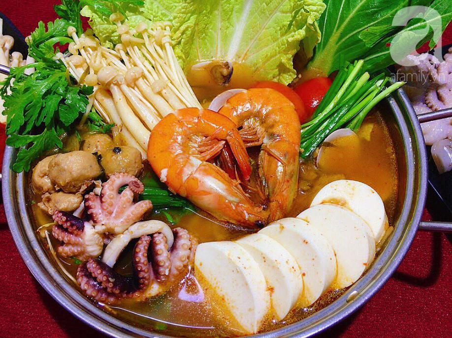 Món ngon cuối tuần: Lẩu kim chi - Ảnh 5.
