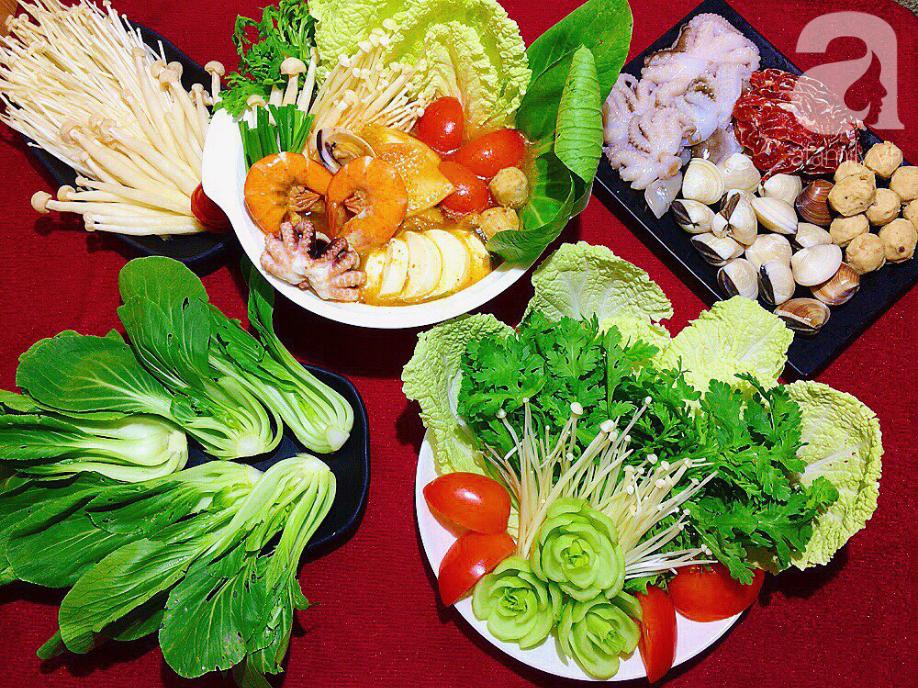 Món ngon cuối tuần: Lẩu kim chi - Ảnh 6.
