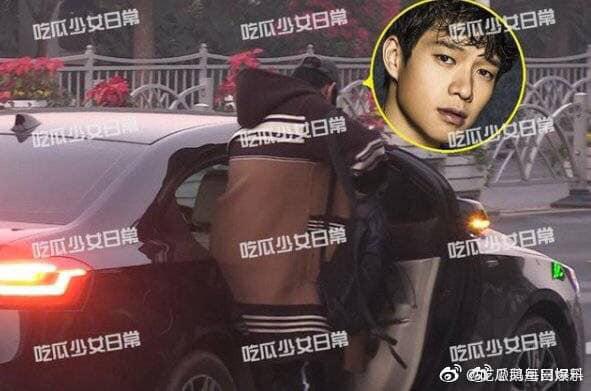Dương Mịch bị tung ảnh vào khách sạn với trai trẻ sau loạt bằng chứng hẹn hò - Ảnh 2.