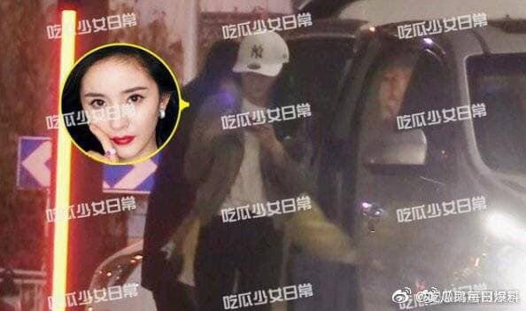 Dương Mịch bị tung ảnh vào khách sạn với trai trẻ sau loạt bằng chứng hẹn hò - Ảnh 3.