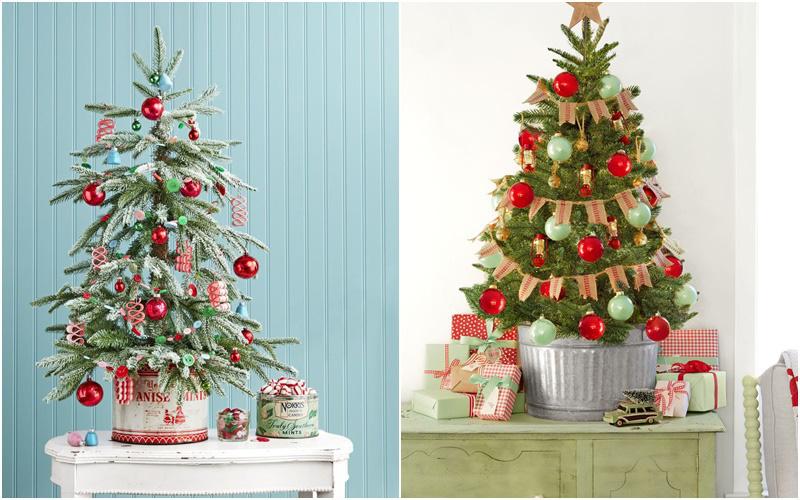 Những ý tưởng decor giá đỡ cây thông vừa nhanh chóng vừa tiết kiệm tạo nét độc đáo cho ngôi nhà dịp Noel