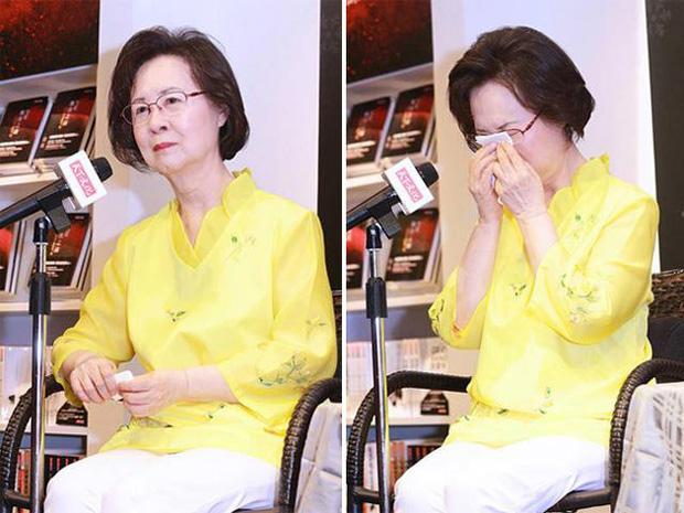 Chuyện đời trắc trở của nữ sĩ Quỳnh Dao: 3 đời chồng, chấp nhận làm tiểu tam giật chồng, tự tử vì bị cấm cưới vẫn không có hạnh phúc - Ảnh 1.